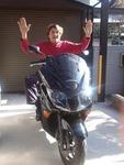 パパ バイク